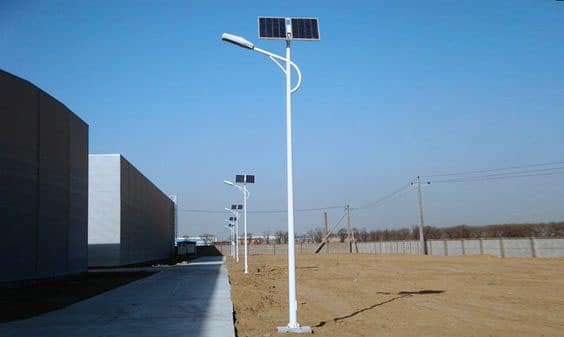 Outdoor Solar