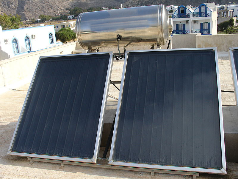 Solar heating: Flat Plate Collector
